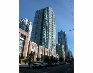 "Photo 1: 505 1001 HOMER Street in Vancouver: Downtown VW Condo for sale in ""THE BENTLEY"" (Vancouver West)  : MLS®# V674357"