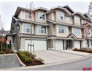 "Photo 10: 5 20460 66TH Avenue in Langley: Willoughby Heights Townhouse for sale in ""Willow Edge"" : MLS®# F2809393"