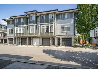 "Main Photo: 62 1010 EWEN Avenue in New Westminster: Queensborough Townhouse for sale in ""WINDSOR MEWS"" : MLS®# R2393128"