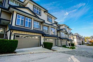 """Photo 1: 3 6350 142 Street in Surrey: Sullivan Station Townhouse for sale in """"Canvas"""" : MLS®# R2415442"""