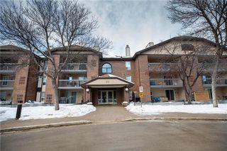Photo 1: 205 75 Swindon Way in Winnipeg: Tuxedo Condominium for sale (1E)  : MLS®# 202003659