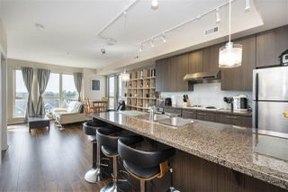Photo 1: 668 4099 STOLBERG Street in Richmond: West Cambie Condo for sale : MLS®# R2496074