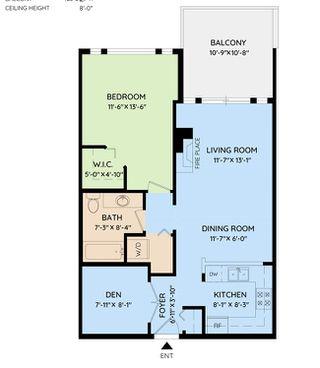 "Photo 24: 102 3099 TERRAVISTA Place in Port Moody: Port Moody Centre Condo for sale in ""THE GLENMORE"" : MLS®# R2500937"