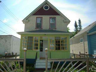 Photo 1: 462 Hethrington Avenue in Winnipeg: Residential for sale : MLS®# 1112393
