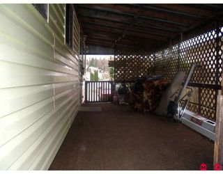 """Photo 3: 34 3300 HORN Street in Abbotsford: Central Abbotsford Manufactured Home for sale in """"GEORGIAN PARK"""" : MLS®# F2729389"""