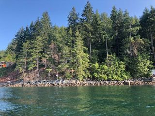 "Main Photo: 4147 FRANCIS PENINSULA Road in Madeira Park: Pender Harbour Egmont Land for sale in ""BEAVER ISLAND"" (Sunshine Coast)  : MLS®# R2393294"