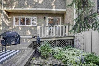 Photo 29: 26 1440 SHERWOOD Drive: Sherwood Park Townhouse for sale : MLS®# E4170337