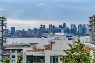 "Main Photo: 404 131 W 3RD Street in North Vancouver: Lower Lonsdale Condo for sale in ""Seascape Landing"" : MLS®# R2399073"