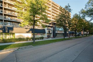 Photo 1: 816 77 Edmonton Street in Winnipeg: Downtown Condominium for sale (9A)  : MLS®# 202000687