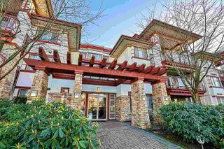 """Main Photo: 209 16483 64TH Avenue in Surrey: Cloverdale BC Condo for sale in """"ST. ANDREWS"""" (Cloverdale)  : MLS®# R2434996"""