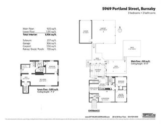 Photo 20: 5969 PORTLAND Street in Burnaby: South Slope House for sale (Burnaby South)  : MLS®# R2439061