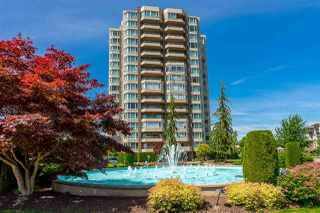 "Photo 1: 1405 3150 GLADWIN Road in Abbotsford: Central Abbotsford Condo for sale in ""The Regency Towers"" : MLS®# R2440511"