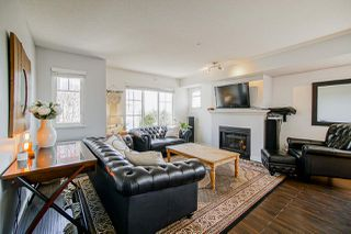 "Photo 1: 37 20560 66 Avenue in Langley: Willoughby Heights Townhouse for sale in ""AMBERLEIGH"" : MLS®# R2445990"