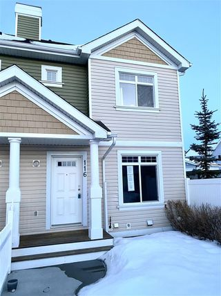 Photo 1: 116 1804 70 Street in Edmonton: Zone 53 Townhouse for sale : MLS®# E4192421