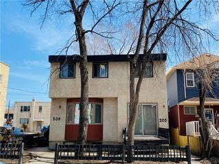 Photo 3: 205 Langside Street in Winnipeg: West Broadway Residential for sale (5A)  : MLS®# 202009128