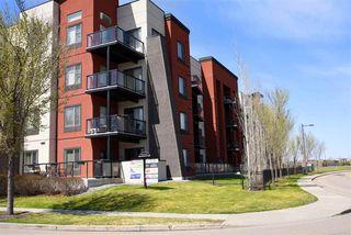Photo 1: 208 304 AMBLESIDE Link in Edmonton: Zone 56 Condo for sale : MLS®# E4198169