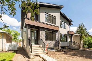 Photo 1: 7938 83 Avenue in Edmonton: Zone 18 House Half Duplex for sale : MLS®# E4217865