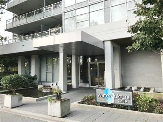 "Photo 1: 2605 2289 YUKON Crescent in Burnaby: Brentwood Park Condo for sale in ""Water colour"" (Burnaby North)  : MLS®# R2511997"