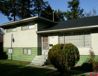 Photo 1: 12763-64ave in surrey: West Newton House for sale (Surrey)  : MLS®# F2924589