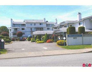 """Photo 1: 101 8975 MARY Street in Chilliwack: Chilliwack  W Young-Well Condo for sale in """"HAZELMERE APARTMENTS"""" : MLS®# H2702359"""