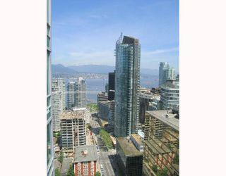 "Photo 2: 3003 1200 W GEORGIA Street in Vancouver: West End VW Condo for sale in ""RESIDENCES ON GEORGIA"" (Vancouver West)  : MLS®# V650905"