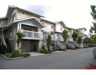 "Main Photo: 73 7179 201ST Street in Langley: Willoughby Heights Townhouse for sale in ""Denim"" : MLS®# F2716651"