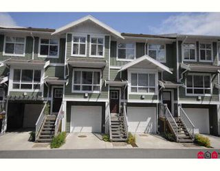 "Photo 1: 157 15168 36TH Avenue in Surrey: Morgan Creek Townhouse for sale in ""Solay"" (South Surrey White Rock)  : MLS®# F2814921"