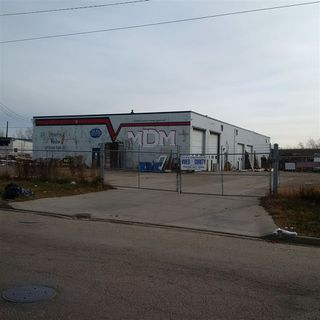 Photo 1: 8059 Coronet Road NW in Edmonton: Zone 41 Industrial for sale : MLS®# E4180133