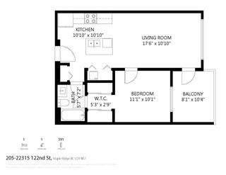 """Photo 20: 205 22315 122 Avenue in Maple Ridge: East Central Condo for sale in """"The Emerson"""" : MLS®# R2428210"""