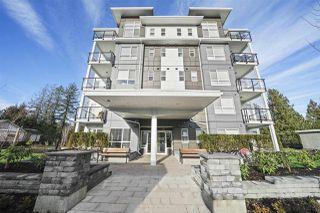 """Photo 1: 205 22315 122 Avenue in Maple Ridge: East Central Condo for sale in """"The Emerson"""" : MLS®# R2428210"""