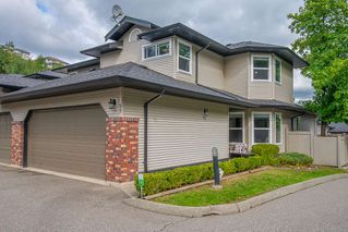 "Main Photo: 57 36060 OLD YALE Road in Abbotsford: Abbotsford East Townhouse for sale in ""Mountain View Village"" : MLS®# R2431002"
