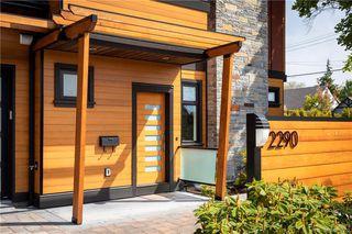 Photo 9: 2290 Estevan Ave in Oak Bay: OB Estevan Half Duplex for sale : MLS®# 837922