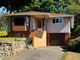 Photo 1: 3807 Merriman Dr in : SE Cedar Hill House for sale (Saanich East)  : MLS®# 854201