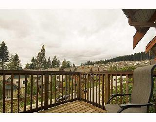 "Photo 9: 74 2000 PANORAMA Drive in Port_Moody: Heritage Woods PM Townhouse for sale in ""MOUNTAIN'S EDGE"" (Port Moody)  : MLS®# V671407"