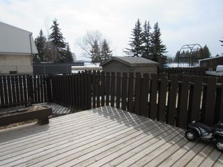Photo 12: 9201 Morinville Drive in Morinville: Townhouse for rent