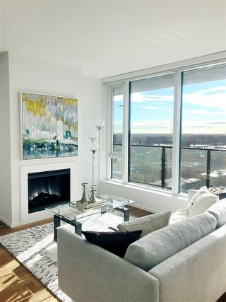 Photo 3: 1801 8555 GRANVILLE Street in Vancouver: S.W. Marine Condo for sale (Vancouver West)  : MLS®# R2427323