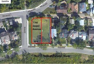 Photo 2: 7780 Jasper Avenue in Edmonton: Zone 09 Vacant Lot for sale : MLS®# E4198742