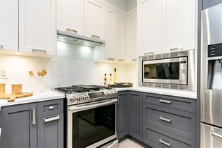 """Photo 8: 37 189 WOOD Street in New Westminster: Queensborough Townhouse for sale in """"RIVER MEWS"""" : MLS®# R2461169"""