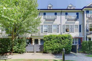 Main Photo: 72 101 FRASER Street in Port Moody: Port Moody Centre Townhouse for sale : MLS®# R2484420
