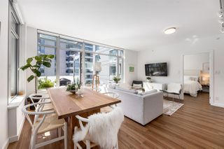 """Photo 2: 709 1661 QUEBEC Street in Vancouver: Mount Pleasant VE Condo for sale in """"VODA"""" (Vancouver East)  : MLS®# R2513079"""