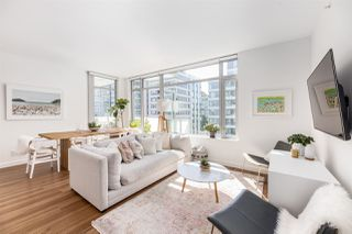 """Photo 1: 709 1661 QUEBEC Street in Vancouver: Mount Pleasant VE Condo for sale in """"VODA"""" (Vancouver East)  : MLS®# R2513079"""