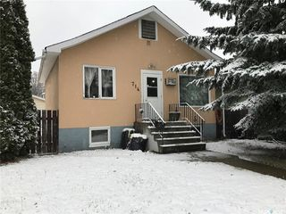 Photo 2: 714 N Avenue South in Saskatoon: King George Residential for sale : MLS®# SK833269