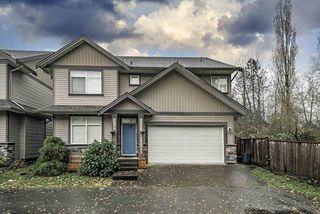 Photo 1: 6 11962 236 Street in Maple Ridge: Cottonwood MR House for sale : MLS®# R2518326