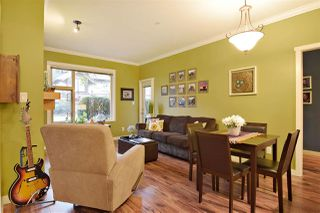 """Photo 4: 107 15 SMOKEY SMITH Place in New Westminster: GlenBrooke North Condo for sale in """"The Westerly"""" : MLS®# R2525727"""