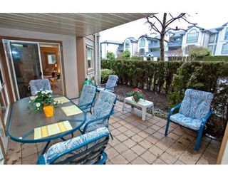 Photo 10: # 102 19131 FORD RD in Pitt Meadows: Central Meadows Condo for sale : MLS®# V868868