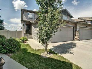 Main Photo: 626 56 Street in Edmonton: Zone 53 House Half Duplex for sale : MLS®# E4166137