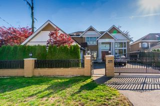 Main Photo: 8640 MOWBRAY Road in Richmond: Saunders House for sale : MLS®# R2417917