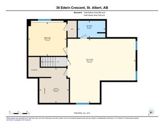Photo 35: 36 EDWIN Crescent: St. Albert House for sale : MLS®# E4179161
