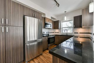 """Photo 10: 217 20219 54A Avenue in Langley: Langley City Condo for sale in """"SUEDE"""" : MLS®# R2449057"""