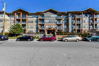 """Photo 2: 217 20219 54A Avenue in Langley: Langley City Condo for sale in """"SUEDE"""" : MLS®# R2449057"""